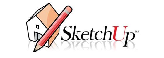 Changement d'éditeur pour SketchUp Pro.